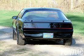 1982 Pontiac Trans Am: Part 2 - High Performance Pontiac - Hot Rod ...