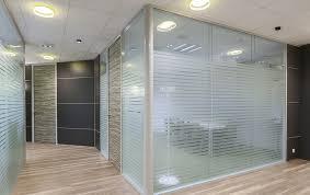 claustra bureau amovible installation de cloisons de bureau arbet aménagement
