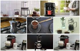 Top 10 Types Of Coffee Makers