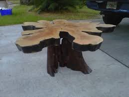 coffee tables beautiful fantastic tree trunk coffee table