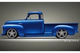 100 Truck Designs Radical Renderings JM Ford