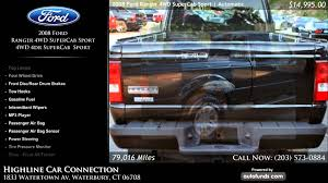 Used 2008 Ford Ranger 4WD SuperCab Sport | Highline Car Connection ... For 32999 Could This 2010 Ford Explorer Sport Trac Adrenalin Get 100 Is Custom 1994 Jeep Cherokee A Good Used 2011 Chevrolet Silverado 1500 Lt 4x4 At Bathurst Honda 18606a Your Next Nonamerican Mazda Truck Will Be An Isuzu Instead Of Mod Fiat 147 Lpvw Brasil Av Para Game Frmula 2013 Youtube The 2019 Ram Youll Want To Live In Tires Cars Trucks And Suvs Falken Tire 2018 F150 50l V8 4x4 Supercrew Review Car And Driver 8x8 Bugout Avtoros Shaman Recoil Offgrid Vehicle History Nissan Usa Hook Up Your Pontiac G8 El Camino Back