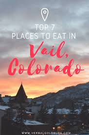 100 Vail Theater Top 7 Places To Eat In UTAH TRIP 2017 Colorado