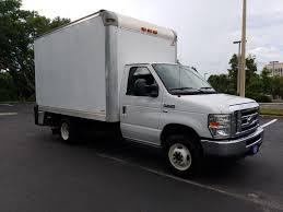 Pre-Owned 2013 Ford Econoline Commercial Cutaway BOX TRUCK*POWER ...