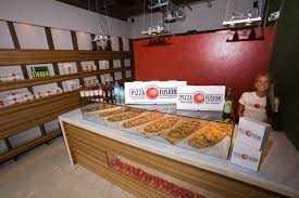 Pizza Fusion StoreView Of The Inside Store Located In Deerfield Beach Florida
