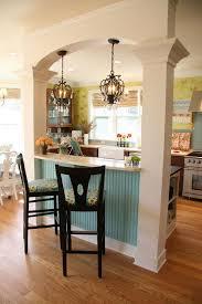 Narrow Kitchen Ideas Pinterest by Best 25 Small Kitchen Bar Ideas On Pinterest Small House
