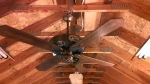 Belt Driven Ceiling Fans Cheap by Casablanca Columbia 500 Ceiling Fan With Gear Belt Drive Motor