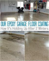 Sealing Asbestos Floor Tiles With Epoxy by Best 25 Epoxy Garage Floor Coating Ideas On Pinterest Epoxy