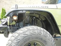 Jeep Jk Rugged Ridge Floor Liners by Rugged Ridge Wrangler A T Flat Fender Flare Kit W Liners
