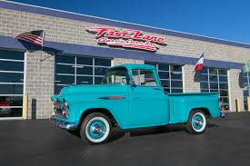 1957 Chevrolet 3100 | Fast Lane Classic Cars 1957 Chevrolet Pick Up Truck 3100 Pickup Snow White Street The Grand Creative Rides For Sale 98011 Mcg A Pastakingly Restored Is On Display At Rk Motors Near O Fallon Illinois 62269 Cameo 283 V8 4 Bbl Fourspeed Youtube 2000515 Hemmings Motor News Flatbed Truck Item Da5535 Sold May 10 Ve Oneofakind With 650 Hp Heads To Auction Bogis Garage Cadillac Michigan 49601
