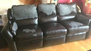 renovation cuir canapé entretien et renovation fauteuils et canapes cuir renovation cuir