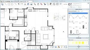 Blueprint Floor Plans Apartments Plan Modern Apartment Design Your Own Make Cross Projection Sketch Elevation