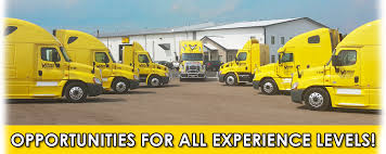 100 Yellow Trucking Jobs Why Veriha Benefits Of Truck Driving With Veriha