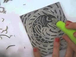 Copy Of Linoleum Cut Printmaking