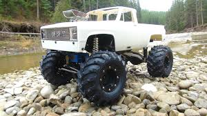 RC ADVENTURES - The BEAST Goes Chevy Style! Radio Control 4x4 Scale ...