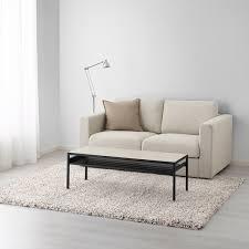 vindum teppich langflor weiß 170x230 cm ikea deutschland