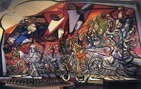 David Alfaro Siqueiros Murales Bellas Artes by Diseño Y Cultura En Latinoamérica U2022 David Alfaro Siqueiros