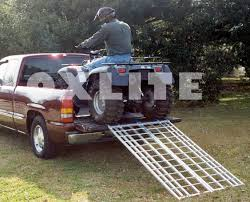ATVwithRiderNice | Loading Ramps | Pinterest | Loading Ramps And ... Whosale Innovations Big Horn Truck Bed Atv Motorcycle Genuine Nissan Affiliated Dzee Arched Loading Ramp 2016 Titan Using A To Load And Unload Moving Insider 4beam Alinum Extralong Trifold 71 Long Discount How To Make Ramps Migrant Resource Network Cequent Set Geny Hitch Wrear Rhpinterestcom Diamondback Cool Ballards New 16m Dirt Bike Motorbike Ebay Budget Rental Atech Automotive Co Yutrax Tx103 70inch 1750 Pound