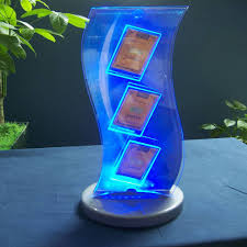 Acrylic Cigarette Holder Shelf Cases Display Stand