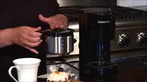 Cuisinart 4 Cup Coffeemaker DCC 450