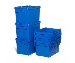 bac a couvercle bac à couvercle bleu navette 600x400 devis