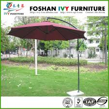 High Quality Materials Sun Garden Parasol Umbrella Advertising Promotional