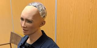 I Interviewed Sophia The Artificially Intelligent Robot That Said It Wanted To Destroy Humans