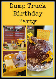 Dump Truck Birthday Party Idea For Kids, My Little Boys Loved This ... Mud Trifle And A Dump Truck Birthday Cake Design Parenting Diy Awesome Party Ideas Pinterest Truck Train Cookies Firetruck Dump Kids Cassie Craves Dirt In Cstruction With Free Printable Shirt Black Personalized Stay At Homeista Invitations Dolanpedia The Mamminas A Garbage Ideal For Anthonys Our Cone Zone