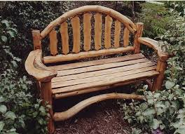 Best Rustic Wooden Garden Bench The Gardens With Outdoor Benches Idea 3
