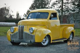 100 1947 Studebaker Truck Pickup Yellow For Sale In United States 26950