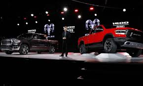 New Ram Pickup Unveiled At Detroit Auto Show