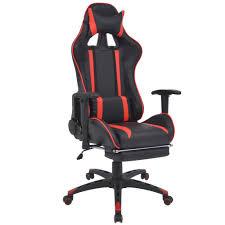 fauteuil bureau inclinable de bureau inclinable avec repose pied