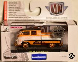 M2 MACHINES 2017 SEMA 1959 VW DOUBLE CAB TRUCK CHASE [0007183 ... Jual Vw Double Cab Truck Skala 64 M2 Machine Auto Di Lapak Rm Sothebys 1968 Volkswagen Type 2 Doublecab Pickup Truck 1977 Double Cab Kombi T2 Junk Mail Pick Up Craigslist Finds Youtube 1900ccpowered Transporter Adrenaline 1962 F184 Portland 2016 Cek Harga Jada Machines 1960 Diecast White Mijo Exclusive Moon Eyes Skala Double Cab Bus Type 2repin Brought To You By Agents Of 1970 Unstored Original Dropside 2015 Amarok 20tdi Comfortline
