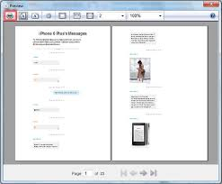 How to Export & Print Text Messages from iPhone Effortlessly