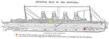 picture 4 the formation of the ship lusitania pinterest