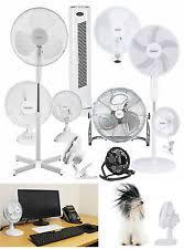 Oscillating Usb Desk Fan by Oscillating Desk Fan Ebay