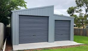 104 Skillian Roof Skillion Sheds Shedsafe Accredited 100 Aussie Steel Call 1800 764 764