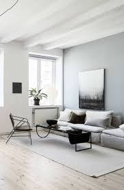 100 Modern Home Interior Ideas Living Room With Bluegrey Accents Via Coco Lapine Design
