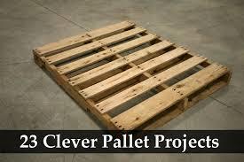 Wooden Pallet Image