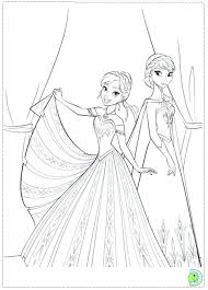 Full Image For Coloring Pages Elsa And Anna Disney Frozen Sheets Disneys