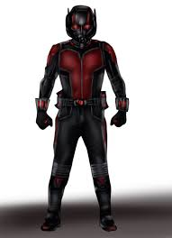 Learn How To Draw Ant Man Marvel Comics Step By Drawing Tutorials