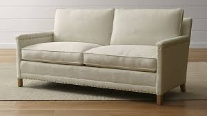 Crate And Barrel Willow Sofa by Trevor Oatmeal Apartment Sofa Crate And Barrel