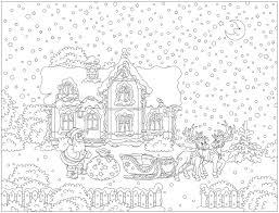 Dessin Traineau Pere Noel Facile 21 Coloriage Pere Noel Gratuit