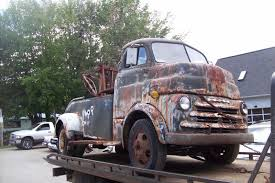 100 Old Cabover Trucks BangShiftcom There Is A Cab Over Dodge Wrecker For Sale On Ebay