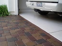 Garage Door Bottom Seal For Uneven Floor by Garage Doors Seal Garage Door Threshold Kit Reviews Aluminum