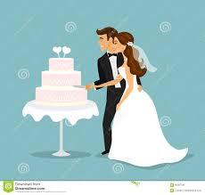 Wedding Cake clipart cake cutting 9
