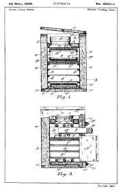 FileKalgooorlie Stove Patent Drawing