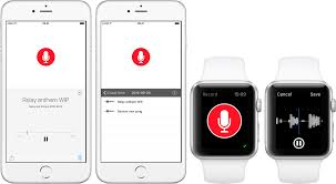 Just Press Record Is a Simple Voice Recorder for watchOS 2 and iOS
