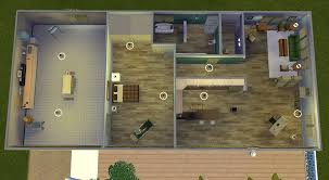 100 Dexter Morgan Apartment Mod The Sims DEXTERS Residential Lot