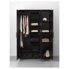BRIMNES Wardrobe With 3 Doors - Black - IKEA Brimnes Wardrobe With 3 Doors Black Ikea Wardrobes Armoires Closets Cabinet Gssblack Morvik Whitemirror Glass 259 Oak Forest Plastic Armoire Wardrobe Abolishrmcom Open Fitted Sliding Doors More Armoire Ikea Brimnes Dresser Chest Of Drawers Quick And Easy Awesome Commode Best D Model With Simple Portes Tag Ikea Brimnes